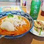 汐留タイ香り米探訪記美味しいガパオとトムヤムラーメンの悲劇w