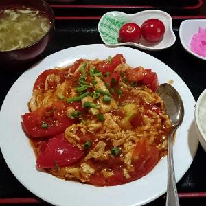 新橋汐留ランチの中華料理王者西湖春酒家の日替わりが素晴らしい