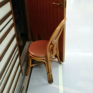 新橋カレー聖地チャンドラマのスペシャルシートに座ったおはなし